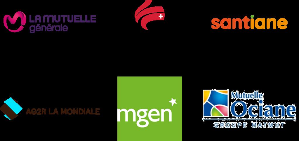 logos des partenaires assureurs